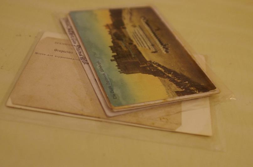 Как храним открытки - Ребенок. BY
