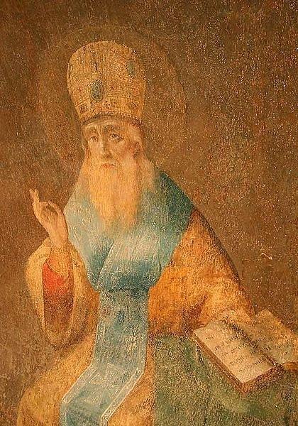 Святой Иоанн Постник
