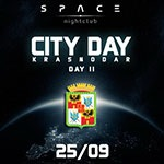 25 сентября 11 / Краснодар/ SPACE / CITY DAY: DAY II