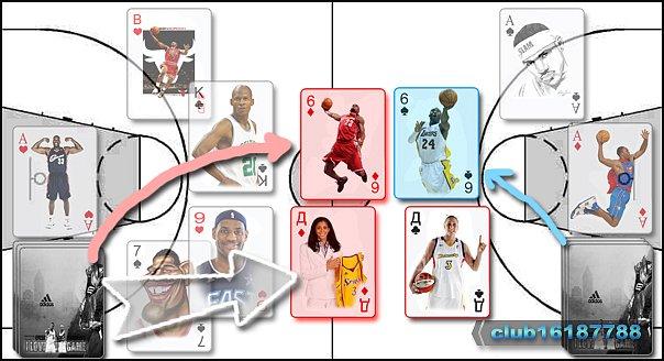 Фол в нападении - НБА