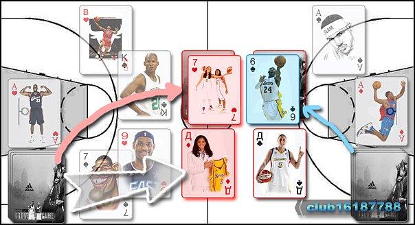 Баскетбол на картах
