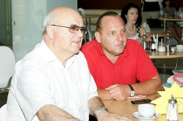 В.Дюндин и С.Науменко