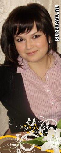 Динара Себякина (ганиева), 23 ноября 1987, Москва, id71120501