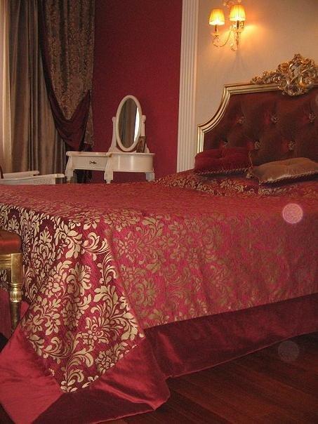 Шторы в гостиную столовую спальню