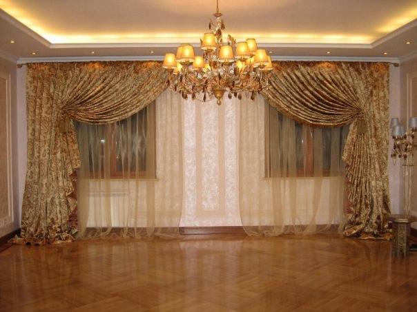 Стильный дизайн потолков