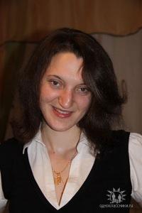 Светлана Болгар, 20 марта 1987, Москва, id108537265