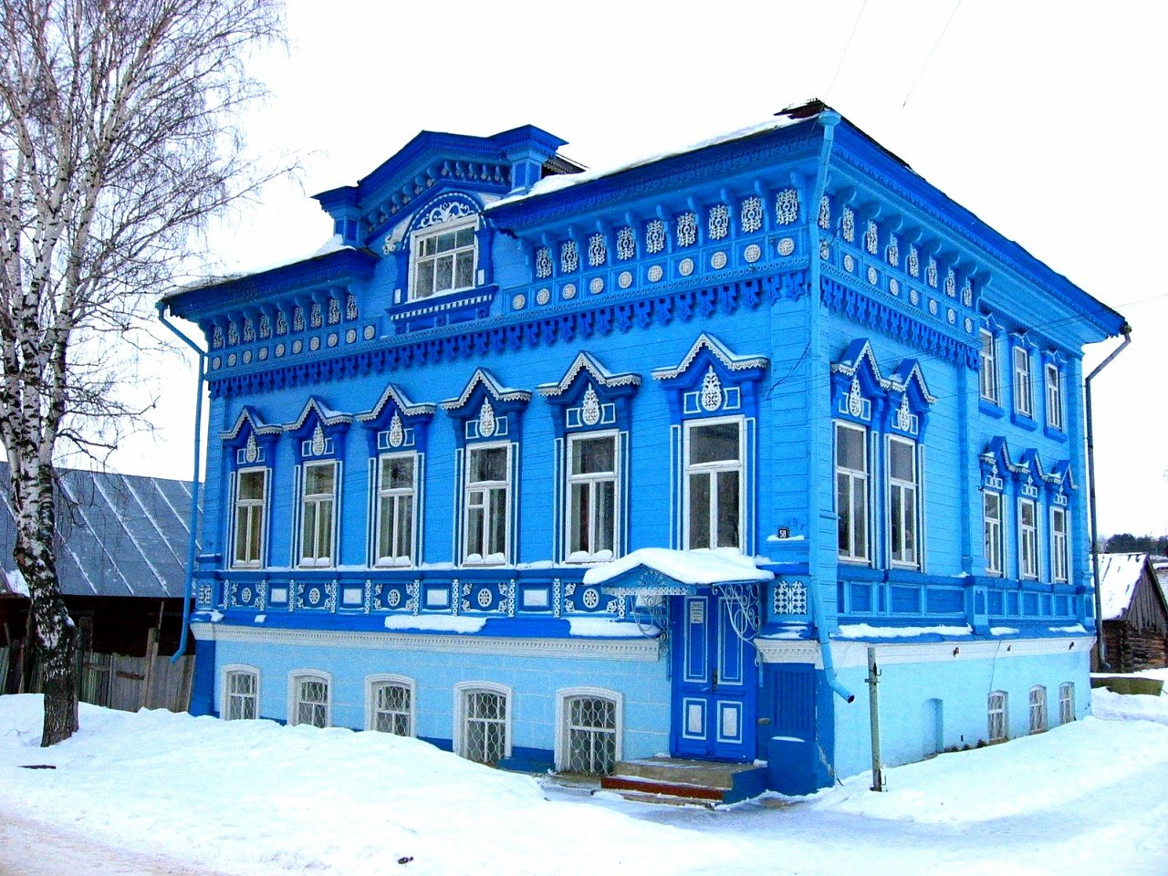 Фото старого козьмодемьянска 5
