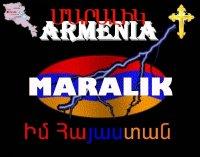 Артур Казарян, Маралик