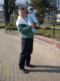 Александр Каминский, 4 августа , Могилев, id132420728