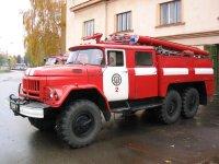 Ненастоящий пожар потушили спасатели на площади Дзержинского в Днепродзержинске.