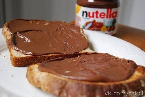Готовим Nutella дома.
