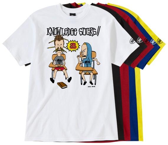 ...Stussy сделали футболки с героями.  Привет!  Ссылка. www.creammag.ru.