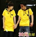 футболка мужская и женская (3 цвета)<br>http://detail.tmall.com/item.htm?id=16782588404<br>¥32<br>Все товары в данном альбоме находятся в Китае.<br>Ориентировочный срок доставки 1 месяц.