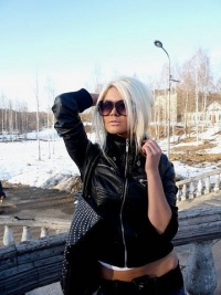 Светлана Ткаченко, 7 ноября 1976, Екатеринбург, id117418546