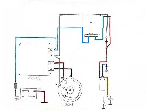 Как сделать зарядку на яве 6 вольт
