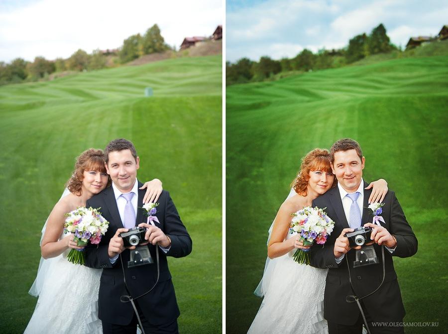 Обработка свадебных фотографий в фотошопе - Svadba-Land - лучший ... | 671x900