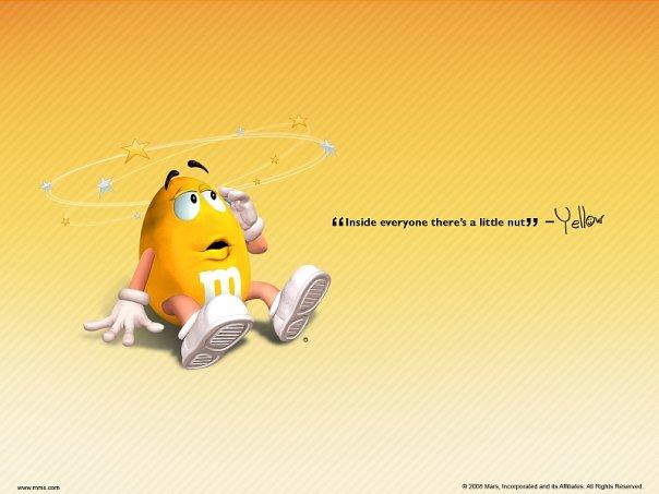Жёлтый M&m's | ВКонтакте