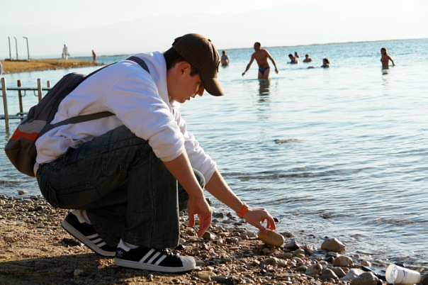 Юра и Мертвое море (2008 год)