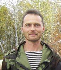 Владимир Краснов, 9 мая 1971,  Железногорск, id28914236
