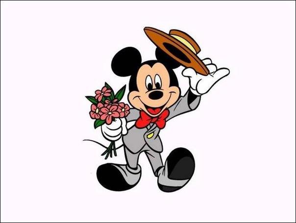 Предлагаю Вашему взору раскраску Mickey Mouse (Микки Маус) из.