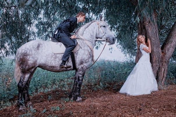 Светлана и Никита.платье 5754 из коллекции Fara Sposa.  фотограф Антон Бут