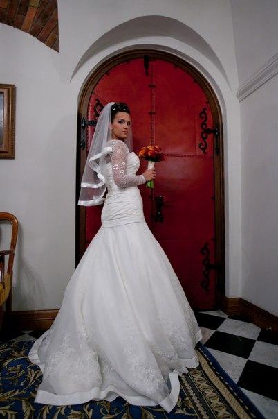 Яна. платье 5831 из коллекции Fara Sposa