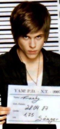Franky Ziegler, 28 апреля 1987, Глубокое, id58052264