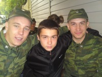 Миша Балашов, 12 ноября , Отрадная, id109099534