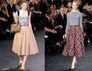 Описание: женские осенние юбки 2012 фото.