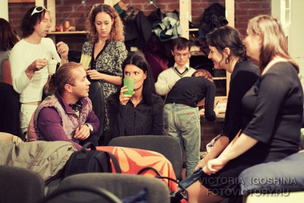 Moscou: jazz en pantoufle