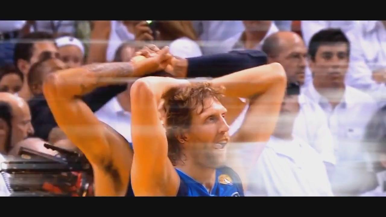 Дирк чемпион НБА!