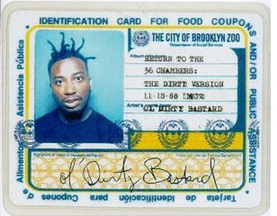Легендарный альбом Ol' Dirty Bastard будет переиздан