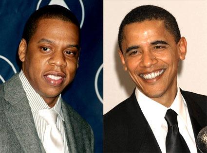 Jay-Z выступил с поддержкой Барака Обамы