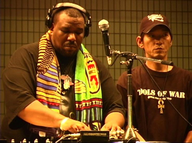 Afrika Bambaataa будет включен в «Hard Rock Walls Of Fame»