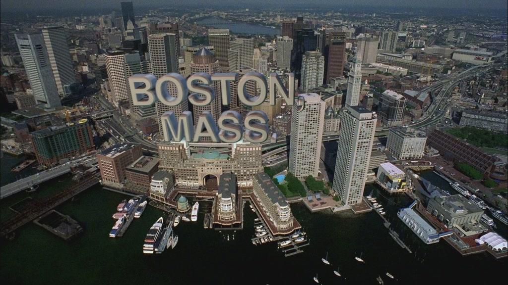Бостон Массачусетс
