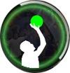 Зеленый индикатор броска в игре нба2к12