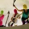 Панк-феминистская группа PUSSY RIOT