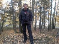 Андрей Чаусов, 23 мая , Сосновоборск, id50660762