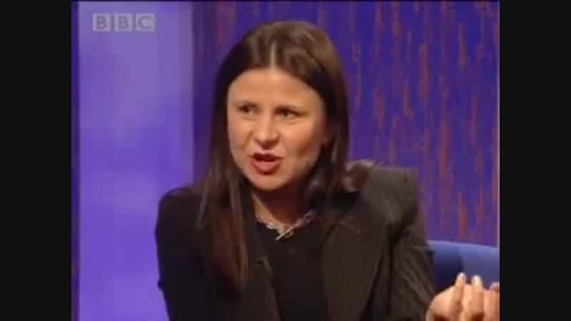 Трейси Ульман у Паркинсона на BBC