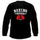 футболки с надписью boxing.