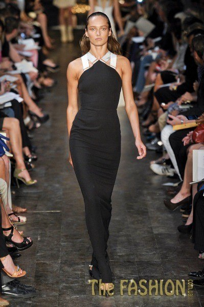 Коллекция одежды Victoria Beckham Весна-Лето.