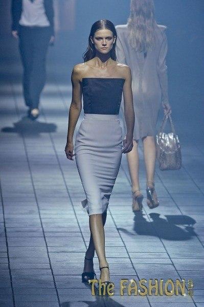 Стиль современной офисной леди в новой коллекции Lanvin сезона...