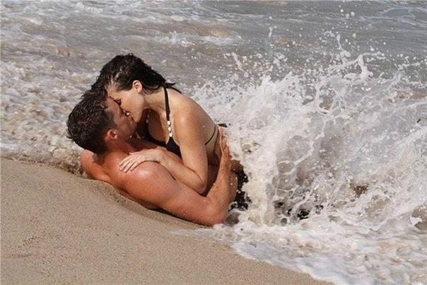 Фото влюбленных пар целующихся. Поцелуй - способ выразить свою любовь