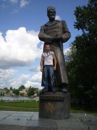 Илья Надточей, 14 февраля , Новозыбков, id65551406