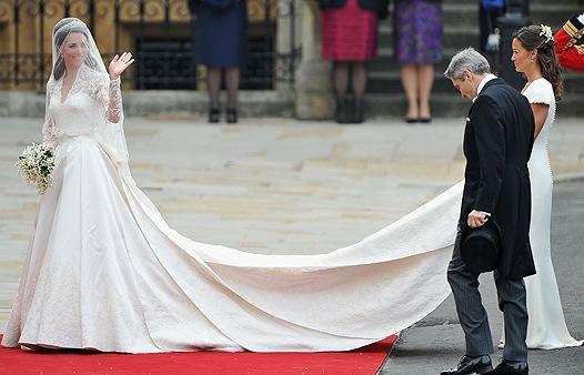 Кейт миддлтон свадебное платье к ужину