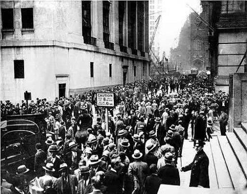 Как США выходили из Великой депрессии.