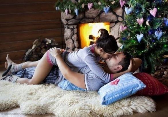 И под новый год будем вместе ты и я
