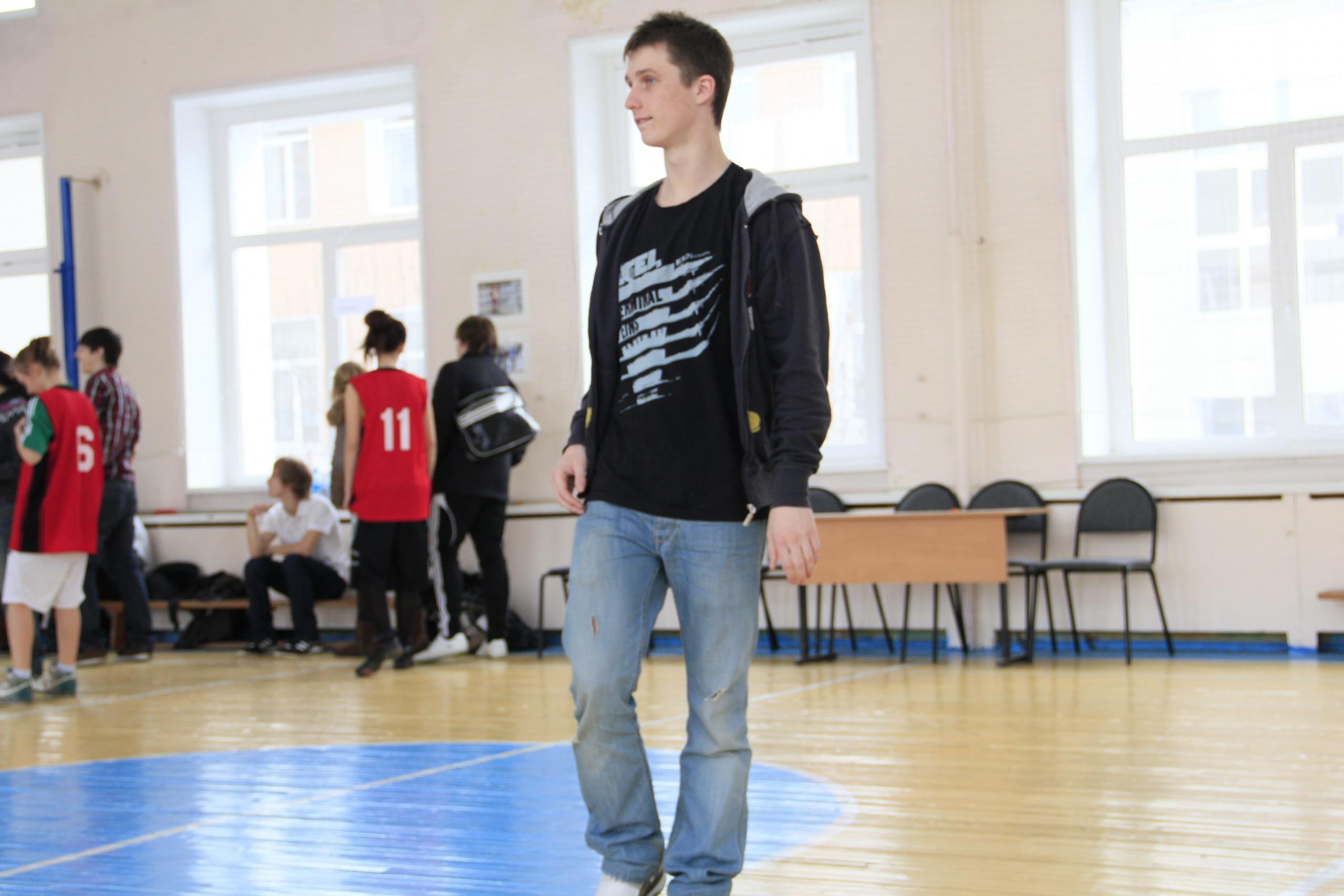 Финал  Школьных соревнований Одинцовского Района (зона Одинцово)