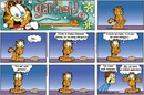 Анимационная картинка со Спанч Бобом.
