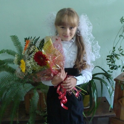 Дарья Сидорук, 8 октября , Хабаровск, id157484672
